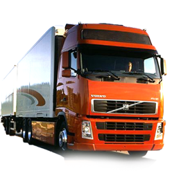Mileage Forward Correction of Trucks